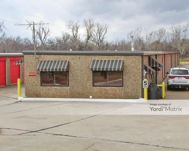 Storage Units for Rent available at 750 South Ranchwood Blvd, Yukon, OK 73099