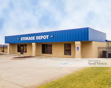 Storage Units for Rent available at 2901 NW 40th Street, Lawton, OK 73505 Photo Gallery 1