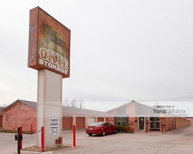 Storage Units for Rent available at 6015 South Blackwelder Avenue, Oklahoma City, OK 73159