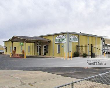Storage Units for Rent available at 2418 Sunset Drive, El Reno, OK 73036