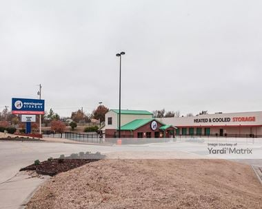 Image for Morningstar Storage - 351 South Midwest Blvd, OK