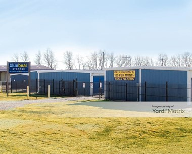 Image for Blue Bear Storage - 8500 South Highway 77, OK