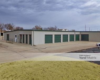 Image for A & M Storage - 424 East Lakeview Road, OK