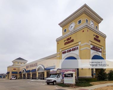 Image for Allied Tower Self Storage - 1436 North Kelly Avenue, OK
