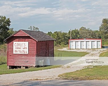Storage Units for Rent available at 42698 Coo Lane, Richmond, MO 64085
