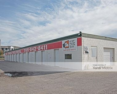 Storage Units for Rent available at 1717 West 31st Street, Lawrence, KS 66046 Photo Gallery 1
