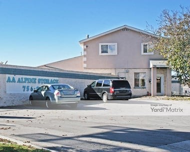 Image for AA Alpine Self Storage - 74 East 500 South, UT