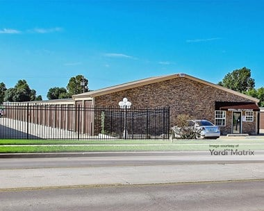 Storage Units for Rent available at 909 East Independence Street, Shawnee, OK 74801 Photo Gallery 1