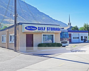 Storage Units for Rent available at 1715 South State Street, Provo, UT 84606 Photo Gallery 1