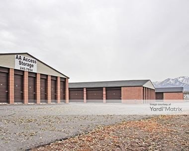Storage Units for Rent available at 295 West Main Street, Hyrum, UT 84319