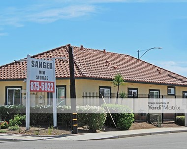 Image for Sanger Storage - 110 Academy Avenue, CA