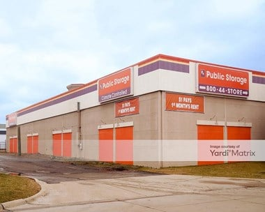 Storage Units for Rent available at 24920 Trowbridge Street, Dearborn, MI 48124 Photo Gallery 1