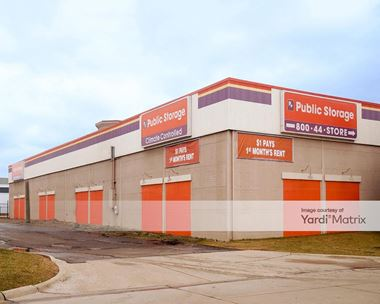 Storage Units for Rent available at 24920 Trowbridge Street, Dearborn, MI 48124