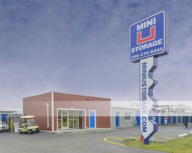 Storage Units for Rent available at 32455 Eight Mile Road, Livonia, MI 48152 Photo Gallery 1