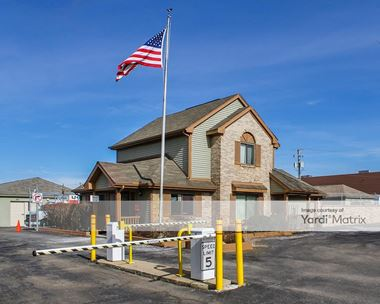 Storage Units for Rent available at 48200 West Road, Wixom, MI 48393