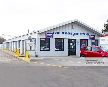 Image for Four Seasons Mini Storage - 4679 Dixie Hwy, MI
