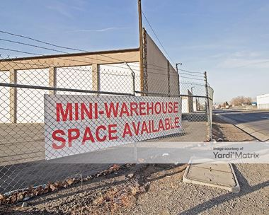 Storage Units for Rent available at 355 East Greg Street, Sparks, NV 89431