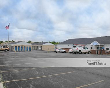 Storage Units for Rent available at 1855 Bellbrook Avenue, Xenia, OH 45385 Photo Gallery 1