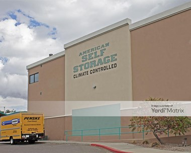 Image for American Self Storage - 8531 Indian School NE, NM