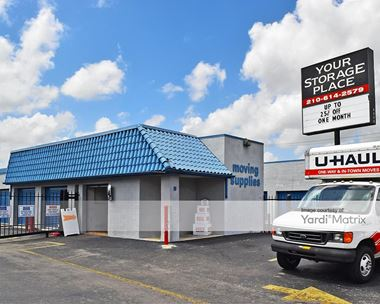 Image for Your Storage Place - 8029 Fredericksburg Road, TX