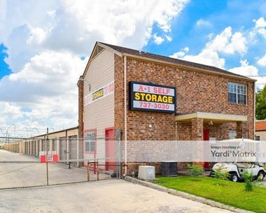 Image for A - 1 Self Storage - 1444 Gardina Road, TX
