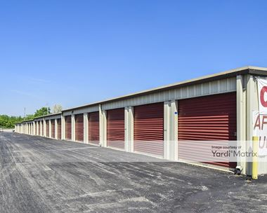 Storage Units for Rent available at 5906 Spangler Road, Fairborn, OH 45324