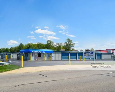Storage Units for Rent available at 3455 South 25-A, Troy, OH 45373