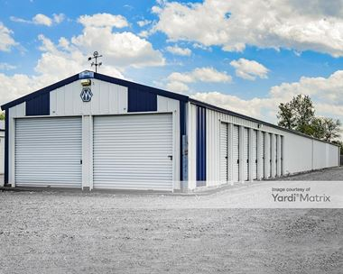Storage Units for Rent available at 1739 West High Street, Piqua, OH 45356