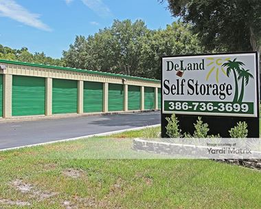 Storage Units for Rent available at 1805 North Woodland Blvd, Deland, FL 32720