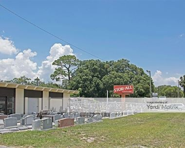 Storage Units for Rent available at 1975 North Volusia Avenue, Orange City, FL 32763