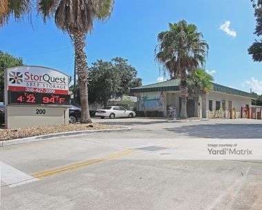 Storage Units for Rent available at 200 North Ridgewood Avenue, Edgewater, FL 32132