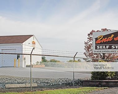 Storage Units for Rent available at 1028 Commerce Drive, Pottstown, PA 19464