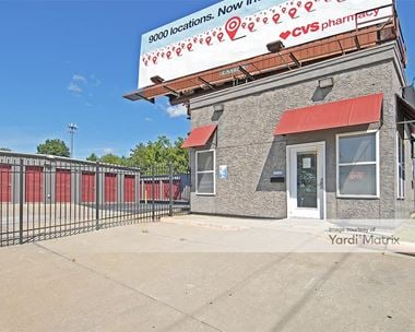 Storage Units for Rent available at 14210 West Frontage Road, Grandview, MO 64030