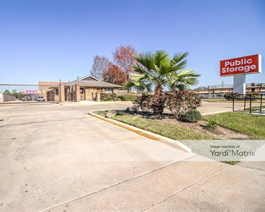 Image for Public Storage - 6400 West Little York Road, TX