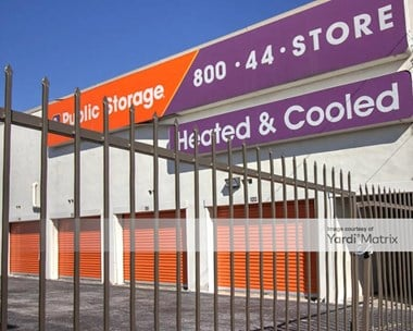 Image for Public Storage - 7780 Harwin Drive, TX