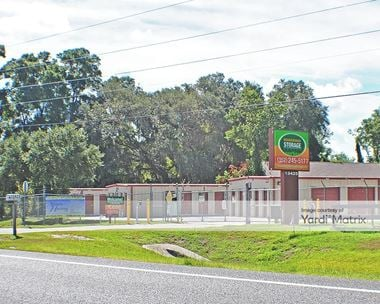 Storage Units for Rent available at 13425 County Highway 484, Belleview, FL 34420