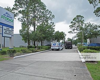 Storage Units for Rent available at 810 Jimmy Ann Drive, Daytona Beach, FL 32117