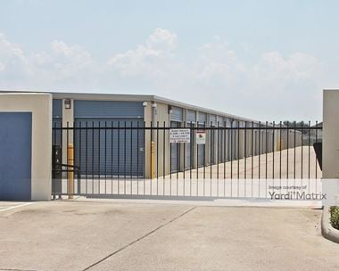 Storage Units for Rent available at 5820 Avenue I, Rosenberg, TX 77471