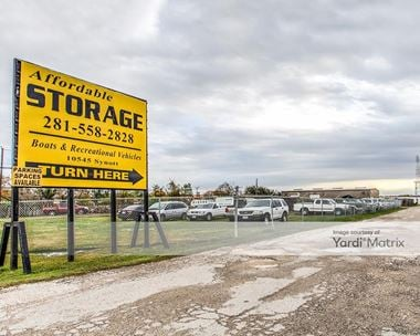 Image for Affordable Storage - 10545 Synott Road, TX