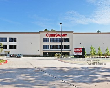 Image for CubeSmart Self Storage - 15500 Vintage Preserve Pkwy, TX