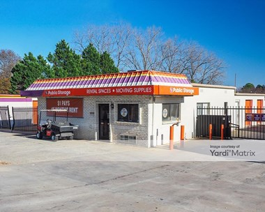 Storage Units for Rent available at 7921 South Blvd, Charlotte, NC 28273 Photo Gallery 1