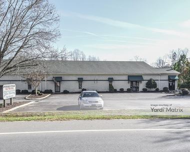 Storage Units for Rent available at 345-B Wilshire Avenue SW, Concord, NC 28025