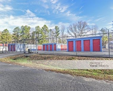 Storage Units for Rent available at 819 Lakeview Street, Kannapolis, NC 28083