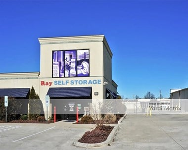 Image for Ray Self Storage - 1400 North Church Street, NC