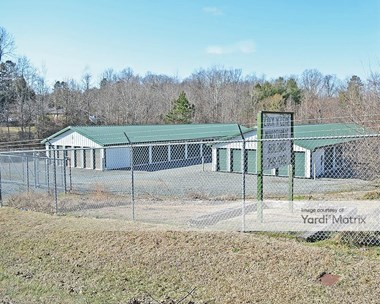 Storage Units for Rent available at 2485 Conrad Hill Mine Road, Lexington, NC 27292 Photo Gallery 1