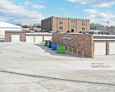 Storage Units for Rent available at 6350 Cephis Drive, Clemmons, NC 27012
