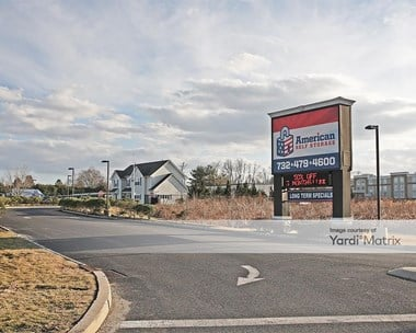 Image for American Self - Storage - 290 State Route 36, NJ