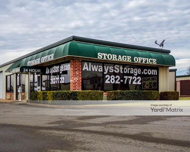 Storage Units for Rent available at 3819 South Division Street, Guthrie, OK 73044