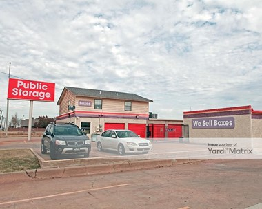 Image for Public Storage - 11120 North Pennsylvania Avenue, OK