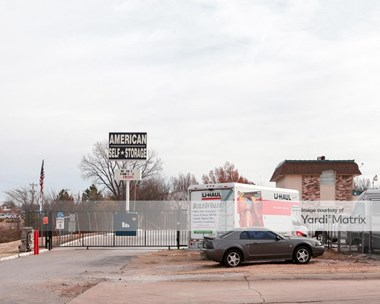 Image for American Self Storage - 736 SW 89th Street, OK